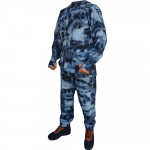 Tactical Russian Army MPR-71 Military Blue A-Tacs (moss) camouflage uniform