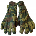 Russian Military Winter Special Forces Camouflage Flag Gloves