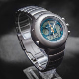"""Russian Military   Original Wristwatch """"Polimaster"""" Special Forces Limited Edition  SIG-РМ1208"""