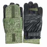 Russian Camo Special Forces Ballistic Gloves for Russian Army