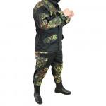 Russian Military Special Forces Modern Costume Gorka 3 Camo Izlom