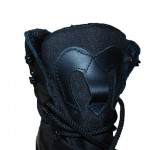 Russian Summer Outdoor Special Forces Black Boots with Cordura