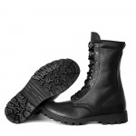 Russian Tactical Black Military Army Boots Model 05106