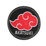 Naruto Akatsuki Sleeve Logo Anime Embroidered Sew-on/Iron-on/Velcro Patch