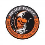 Space Defenders Military Special Forces Department for space security Sleeve Sew-on / Iron-on / Velcro Patch