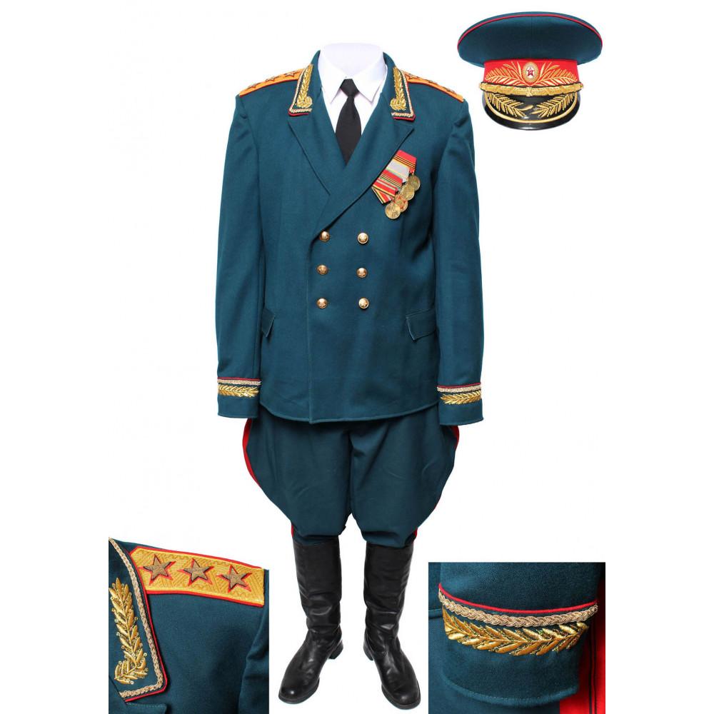 Russian Military Uniform 97