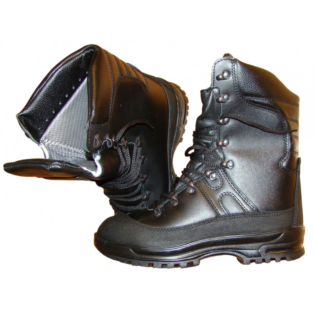 "Russian tactical warm airsoft leather boots btk group ""gore-tex"""