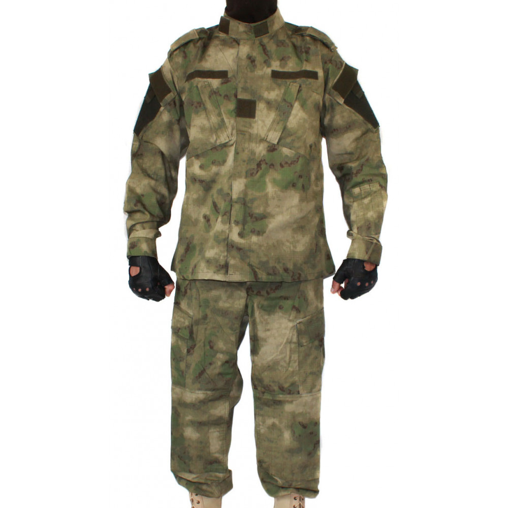 """acu"" russian tactical camo uniform ""a-tacs"" pattern bars"