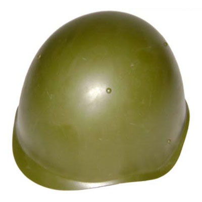 Russian military helmet KASKA SSH-68 of the Soviet Army