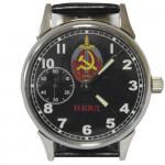 Soviet wristwatch  NKVD MOLNIYA