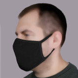 Protective Face Mask reusable Double layer Knitwear by Bars in 4 colors