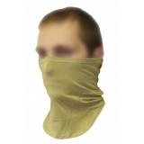 Olive Giurz balaclava hood face mask