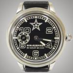 Soviet Commanders wristwatch MOLNIJA 18 Jewels