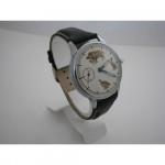 Russian wristwatch with Animals Molniya HUNTERS
