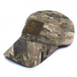 Tactical military A-TACS camouflage baseball cap by BARS