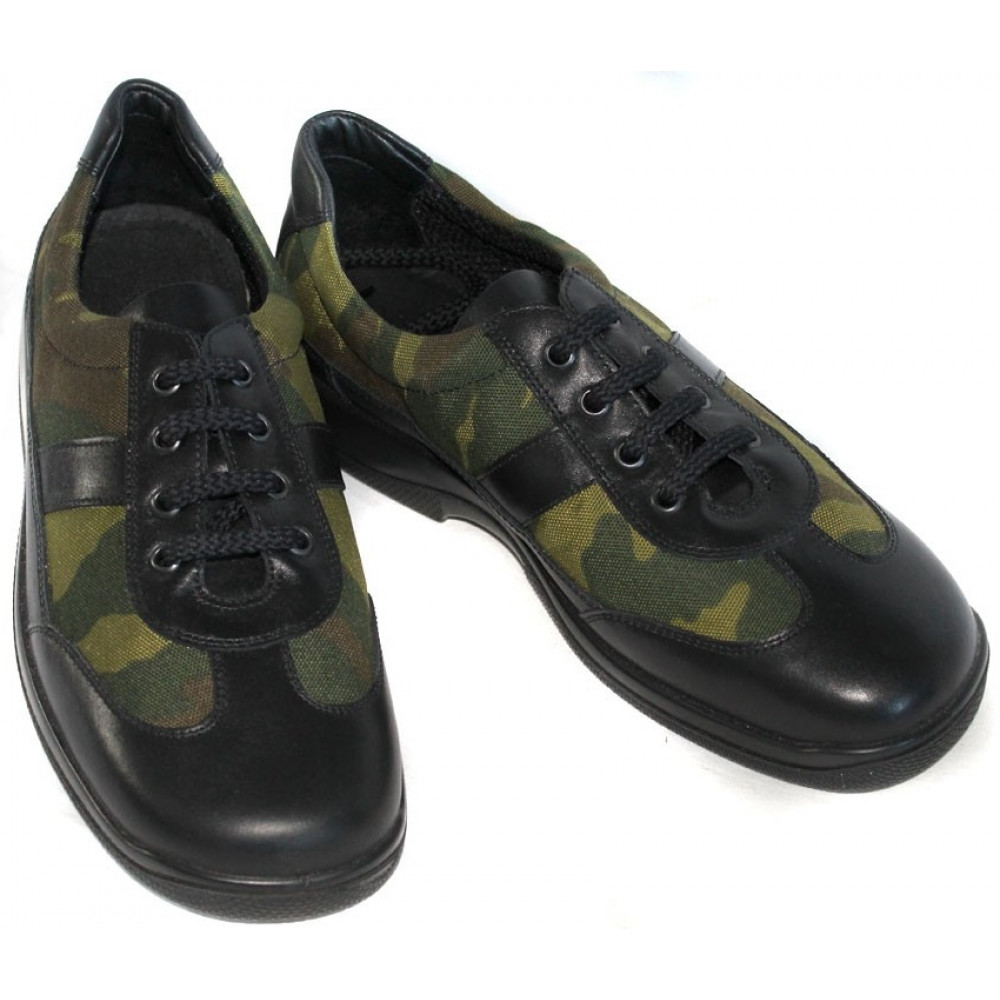 KOSFO Russian camouflage leather boots