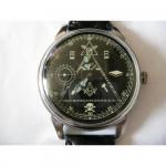 Russian wristwatch MOLNIYA MASONIC symbols