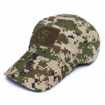 Tactical Russian digital camo ripstop baseball cap