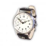 Vintage mechanical Russian wristwatch Molniya 18 jewels