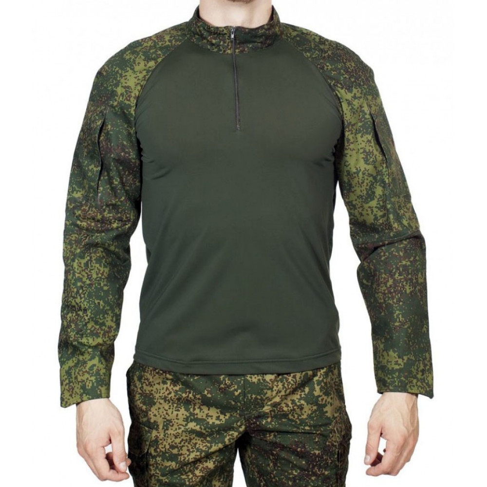 Russian shirt tactical camo jumper pixel
