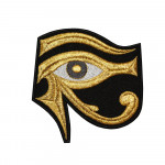 Ra Egypt God Symbol Embroidered Sew-on / Iron-on / Velcro Patch