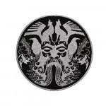 Thor Scandinavian God mythology Embroidered Sleeve Sew-on / Iron-on/ Velcro Patch