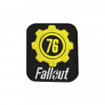 Action Multiplayer Game Fallout 76 Embroidered Sleeve Sew-on / Iron-on / Velcro Patch