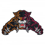 Airsoft Embroidered Tiger Sew-on / Velcro / Iron-on tactical patch for vest