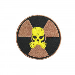 S.T.A.L.K.E.R. Alienation Zone Embroidered Sew-on / Iron-on / Velcro Patch