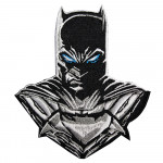 Superhero Batman DC World Embroidered Custom Sew-on / Iron-on / Velcro Patch