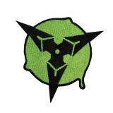 Genji Shimada Overwatch Champion Logo Sleeve Sew-on/Iron-on/Velcro Patch