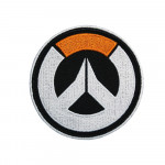 Shooter Game Overwatch Logo Embroidered Sew-on/Iron-on/Velcro Patch