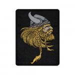 Viking Embroidered Sew-on Sleeve Mythology Handmade Patch #5