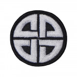 Viking Knot Protection Sign Sew-on Patch #1
