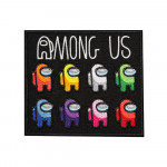 Among us Game  Group Embroidered Sew-on / Iron-on / Velcro Patch