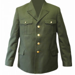 Officer's jacket Soviet Red Army WWII wear