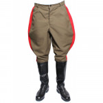Galife WWII Russian infantry generals Soviet Red Pants